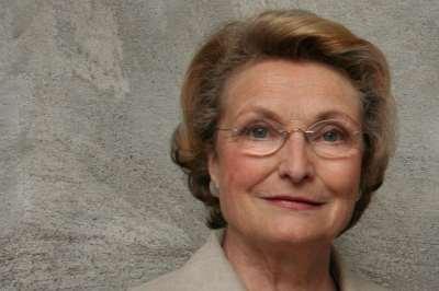 Helga Hernes turns 80