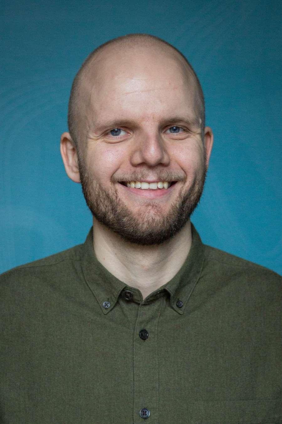 Henrik Buljo Anstorp Successfully Defends Master's Thesis
