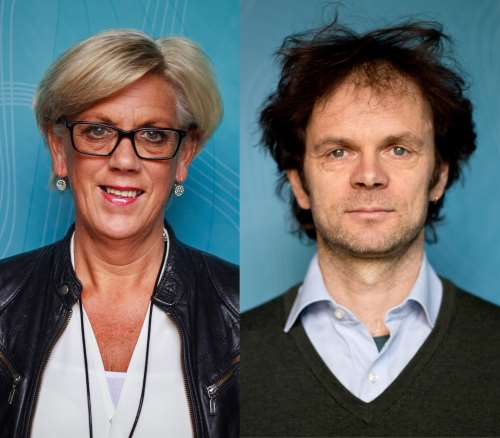 Hilde Henriksen Waage and Håvard Hegre admitted to the Norwegian Academy of Science and Letters