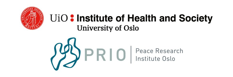IHS and PRIO