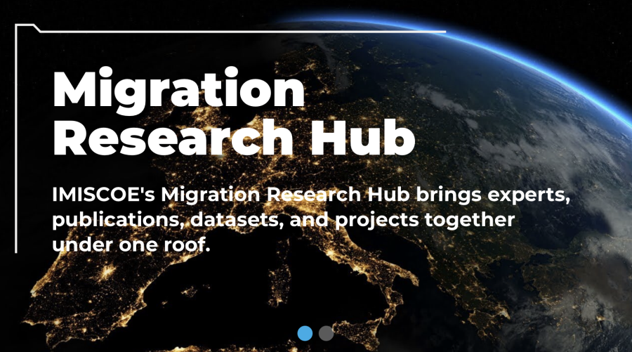 The Migration Research Hub is launched, with PRIO contributions