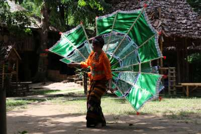 Aesthetic Nationalism: The Dance of War and Exile along the Thai-Myanmar Border