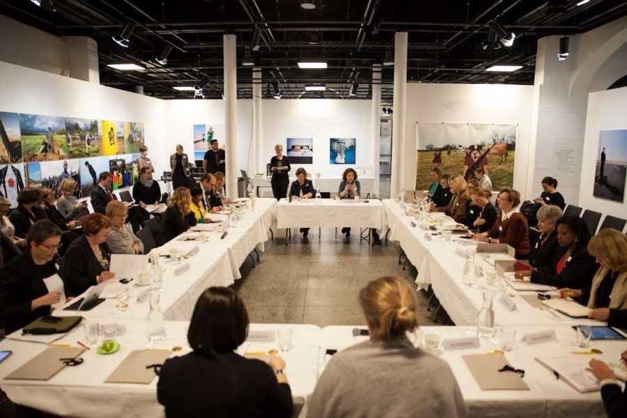 Successful Launch of the Nordic Women Mediators' Network