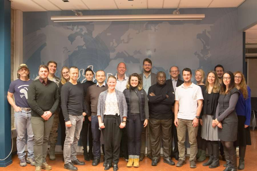 PRIO Hosts Security Force Assistance Workshop