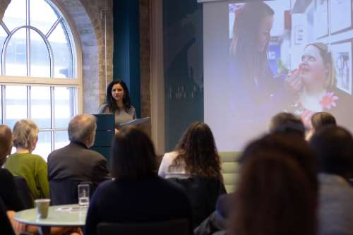 CCC Seminar with Iffit Qureshi and Marta Bivand Erdal