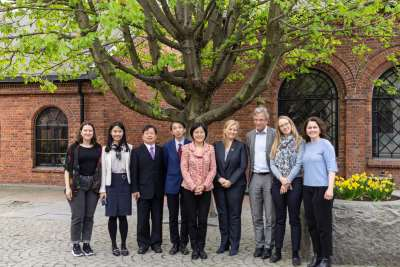 United Nations Association of China Visits PRIO
