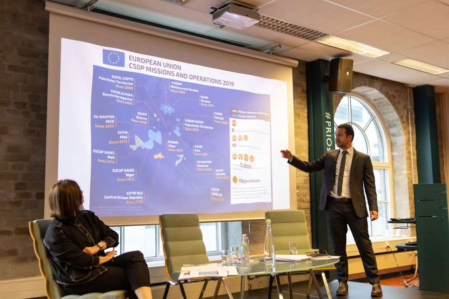 EU Defence: recent developments and future trends