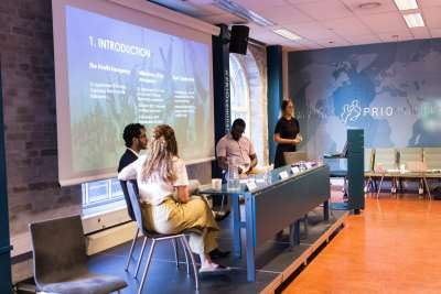 Apply Now: PRIO Peace Research Course at the International Summer School