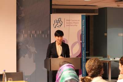 Successful Launch of the Women, Peace and Security Index