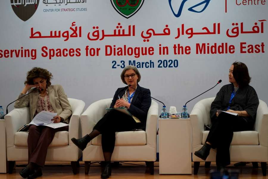 PRIO Co-Hosts Seminar During Norwegian State Visit to Jordan