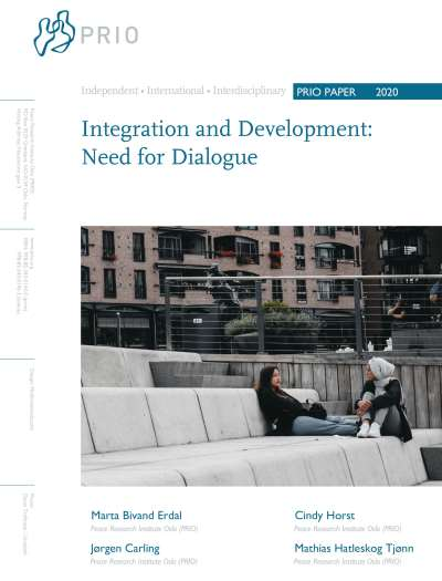 Integration and Development: Need for Dialogue