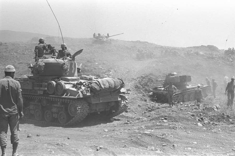 Israel, Iran og Syria-krisen - mot en ny krig på Israels nordfront?