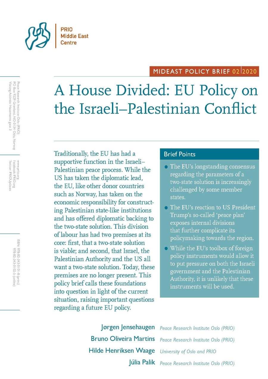 Introducing the MidEast Policy Brief Series