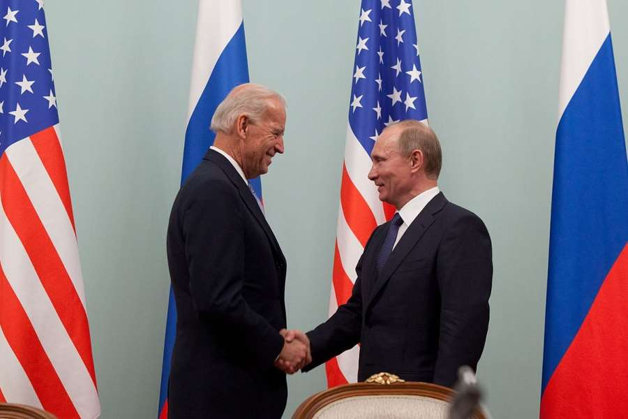 How do Biden's Actions in the Middle East impact Russia?