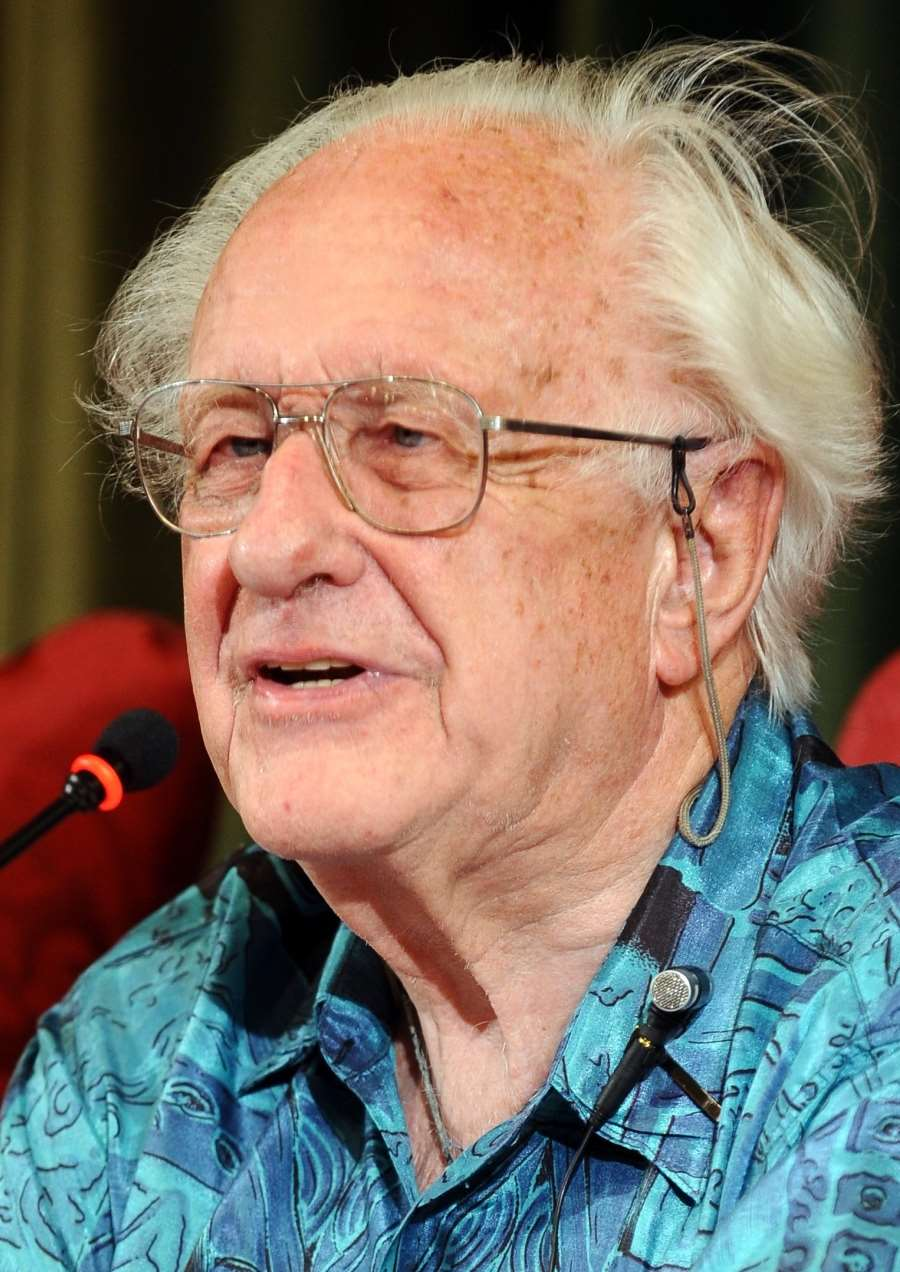 Johan Galtung at 90