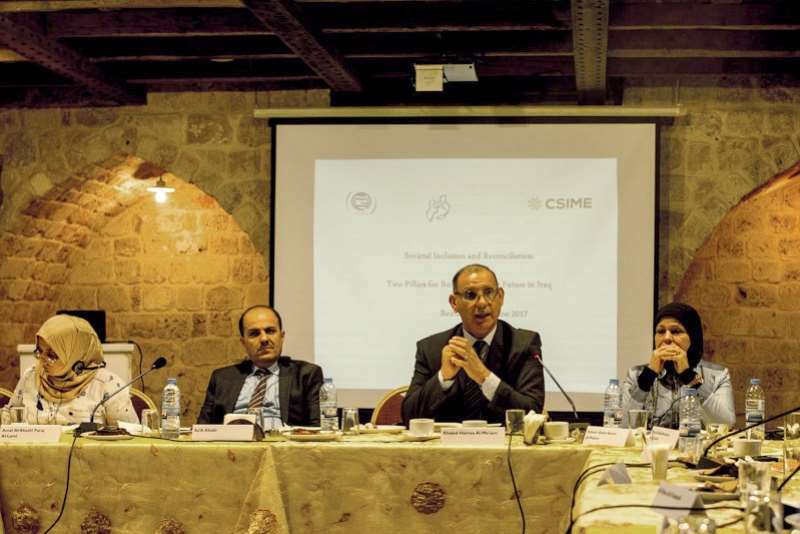 Beirut Conference on Reconciliation in Iraq