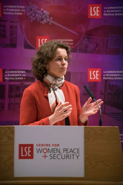 Women, Peace and Security in the Global Arena