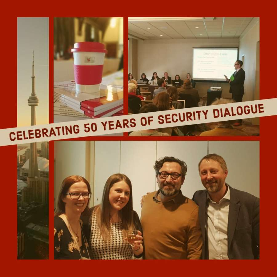 Security Dialogue Kicks off 50th Anniversary Celebrations in Toronto at ISA