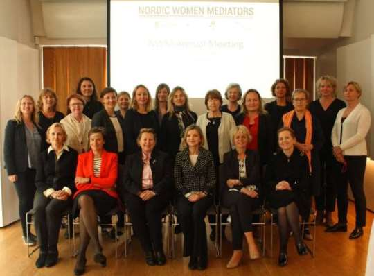 Nordic Women Mediators meeting in Iceland, May 2017