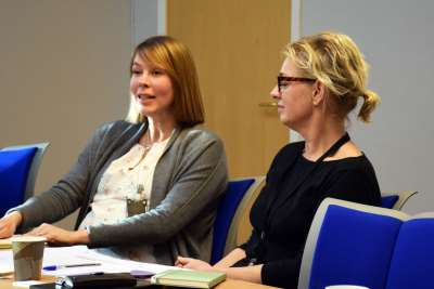 Norwegian Women Mediators Exchange Knowledge on Syrian Peace Process