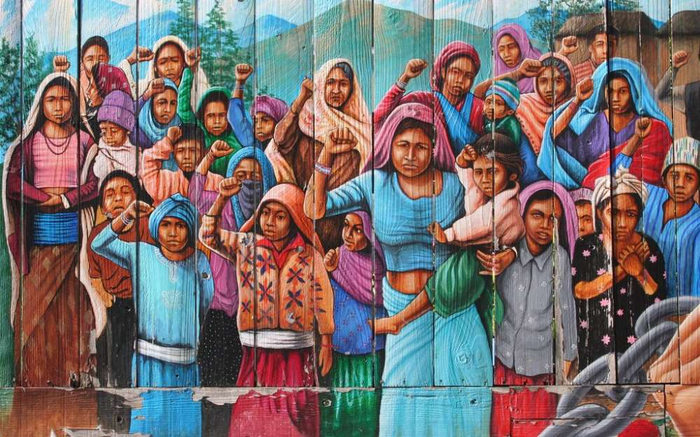 WOMENsPEACE:  Gender Equality, Peace and Security in Nepal and Myanmar