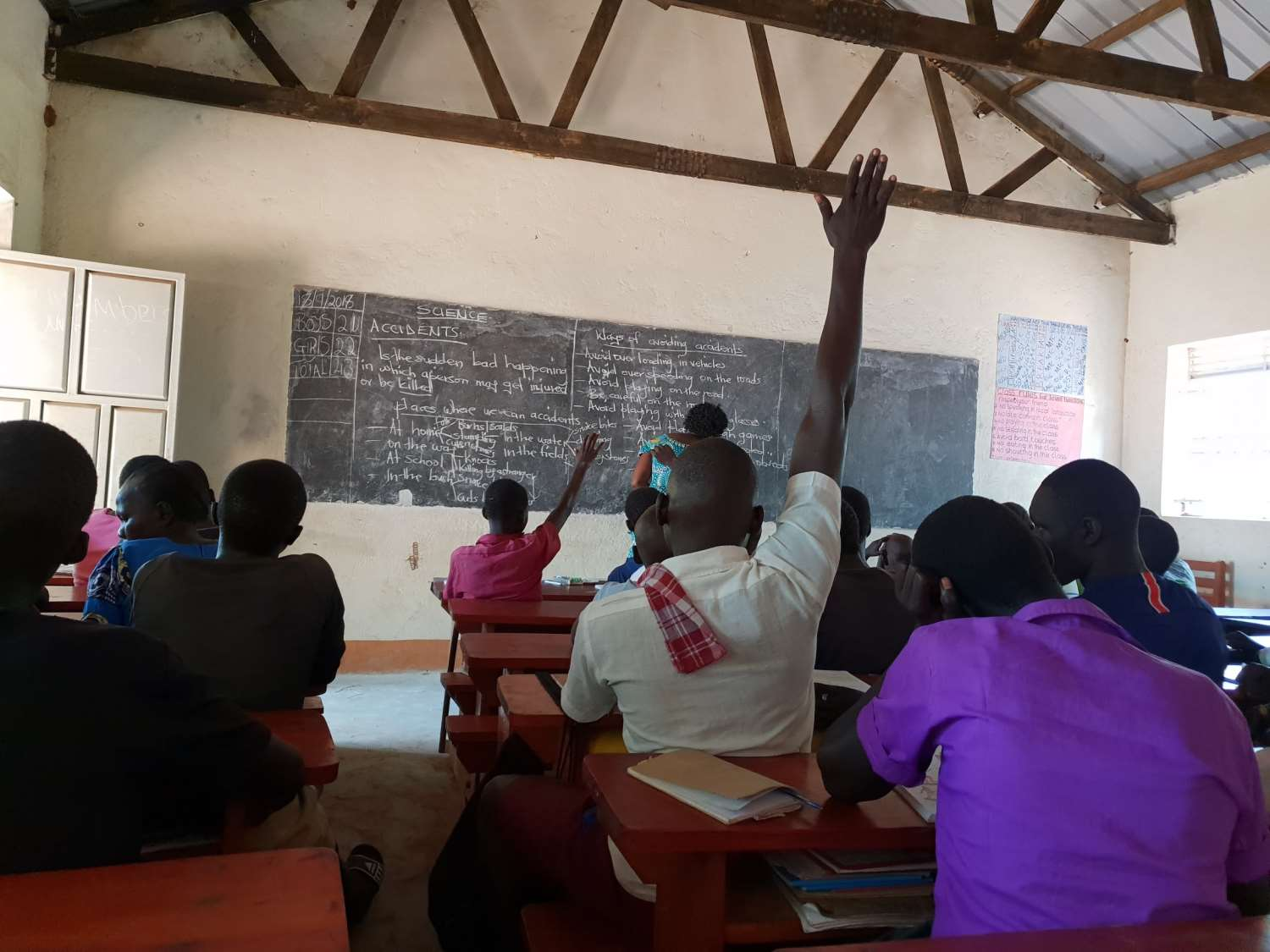 Education and Displacement: An Impact Evaluation of an Accelerated Education Programme in Uganda