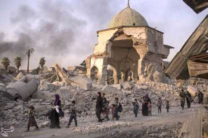 New Blog on ISIS Women Hoping to Return Home