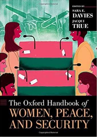 Launch of the Oxford Handbook on Gender, Peace and Security
