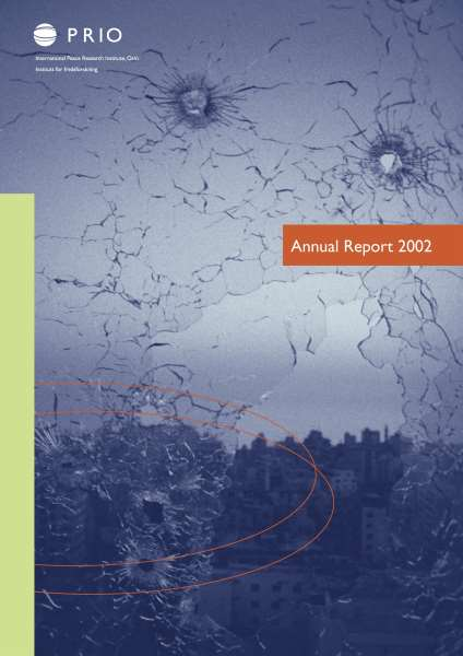 PRIO Annual Report 2002