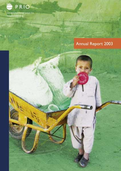 PRIO Annual Report 2003