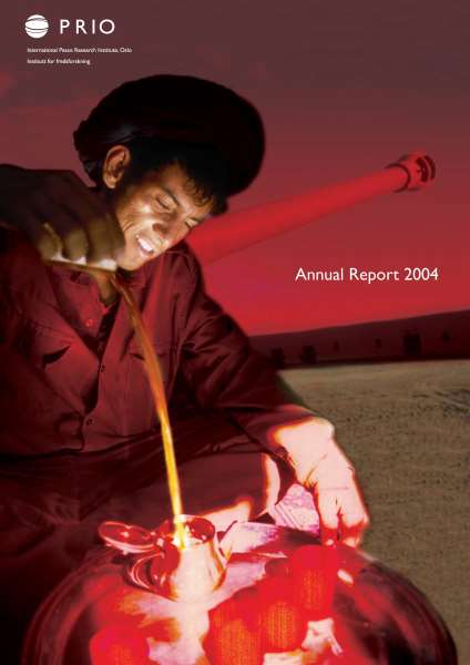 PRIO Annual Report 2004