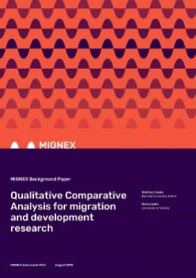 Qualitative Comparative Analysis for migration and development research