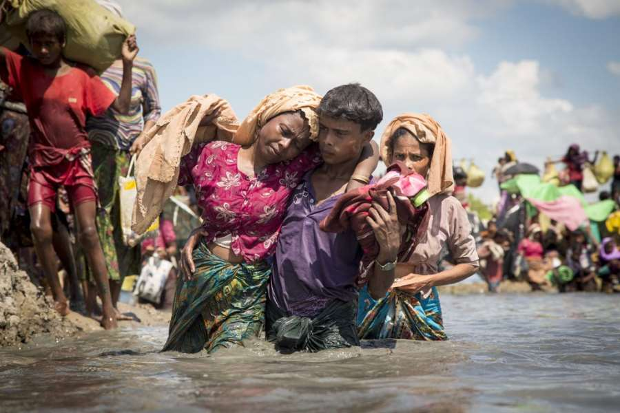 The Politics of Genocide and the Impact on Humanitarian Aid and Peace in Myanmar