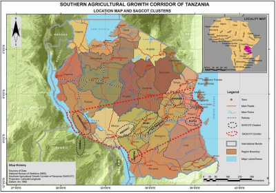 Green economy, degradation narratives, and land-use conflicts in Tanzania