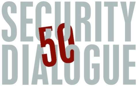 Security Dialogue's 50th Anniversary Celebratory issue 'Doing and Mediating Critique' is now out