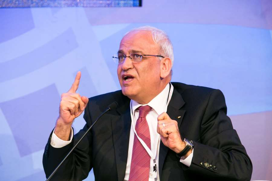 Saeb Erekat on Forming a Palestinian Future in the Shadow of Annexation