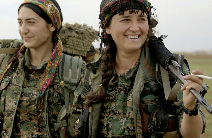 Kurds, Rojava and the YPJ Today
