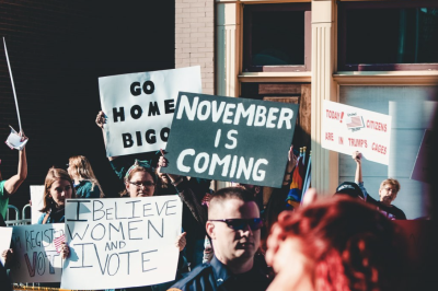 New Blog Post: Women's Well-Being and the US Election