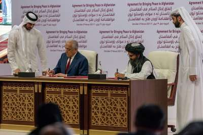 The Impact of Gulf Rivalries on the Afghan Peace Process