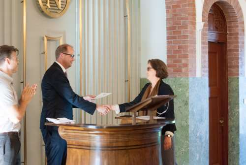 Fulbright Article Prize awarded to Inger Skjelsbæk