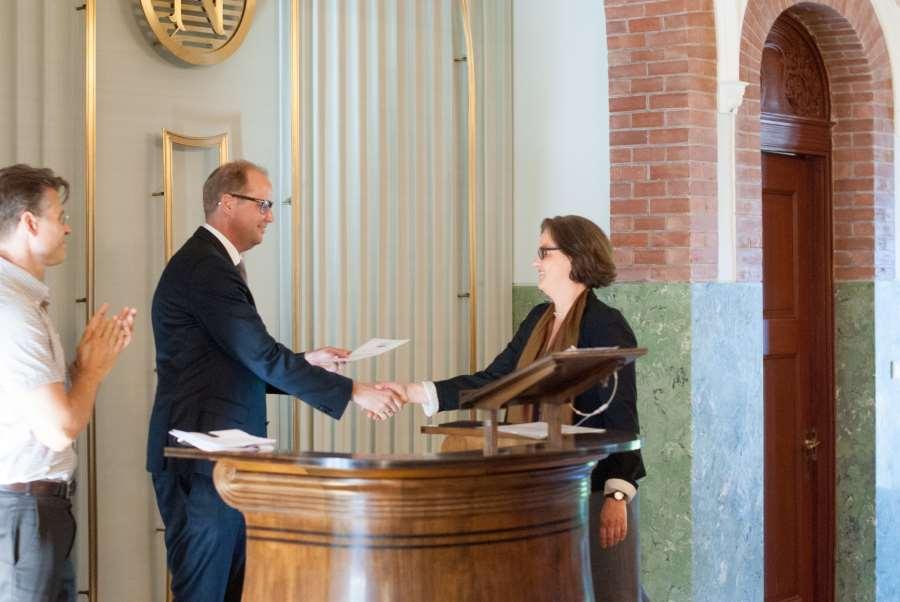 Fulbright Article Prize awarded to Inger Skjelsbæk