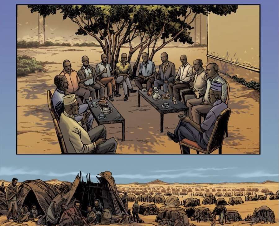 New Comics on Resistance in Somaliland from PRIO
