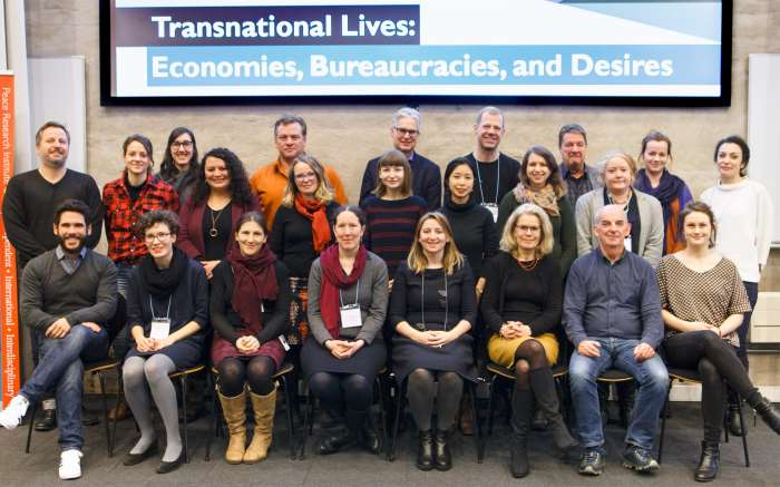 TRANSWEL workshop participants group photo