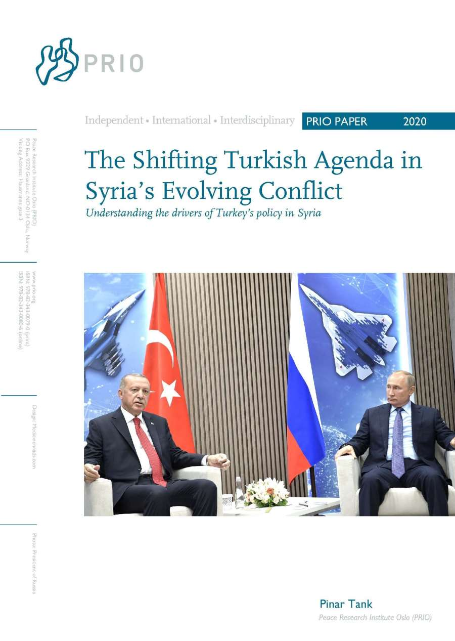 Turkey's Shifting Agenda in Syria: Understanding the Drivers