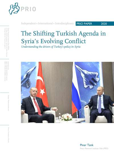 The Shifting Turkish Agenda in Syria's Evolving Conflict: Understanding the Drivers of Turkey's Policy in Syria