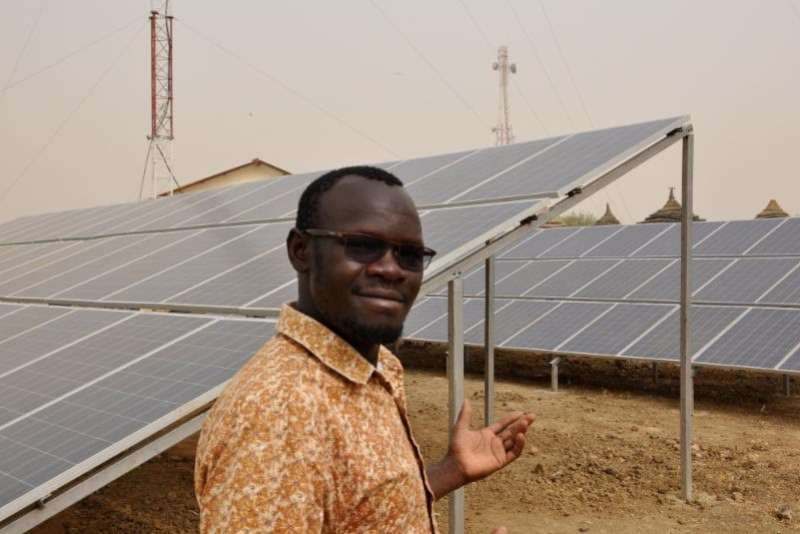 Green Curses and Violent Conflicts: The Security Implications of Renewable Energy Sector Development in Africa