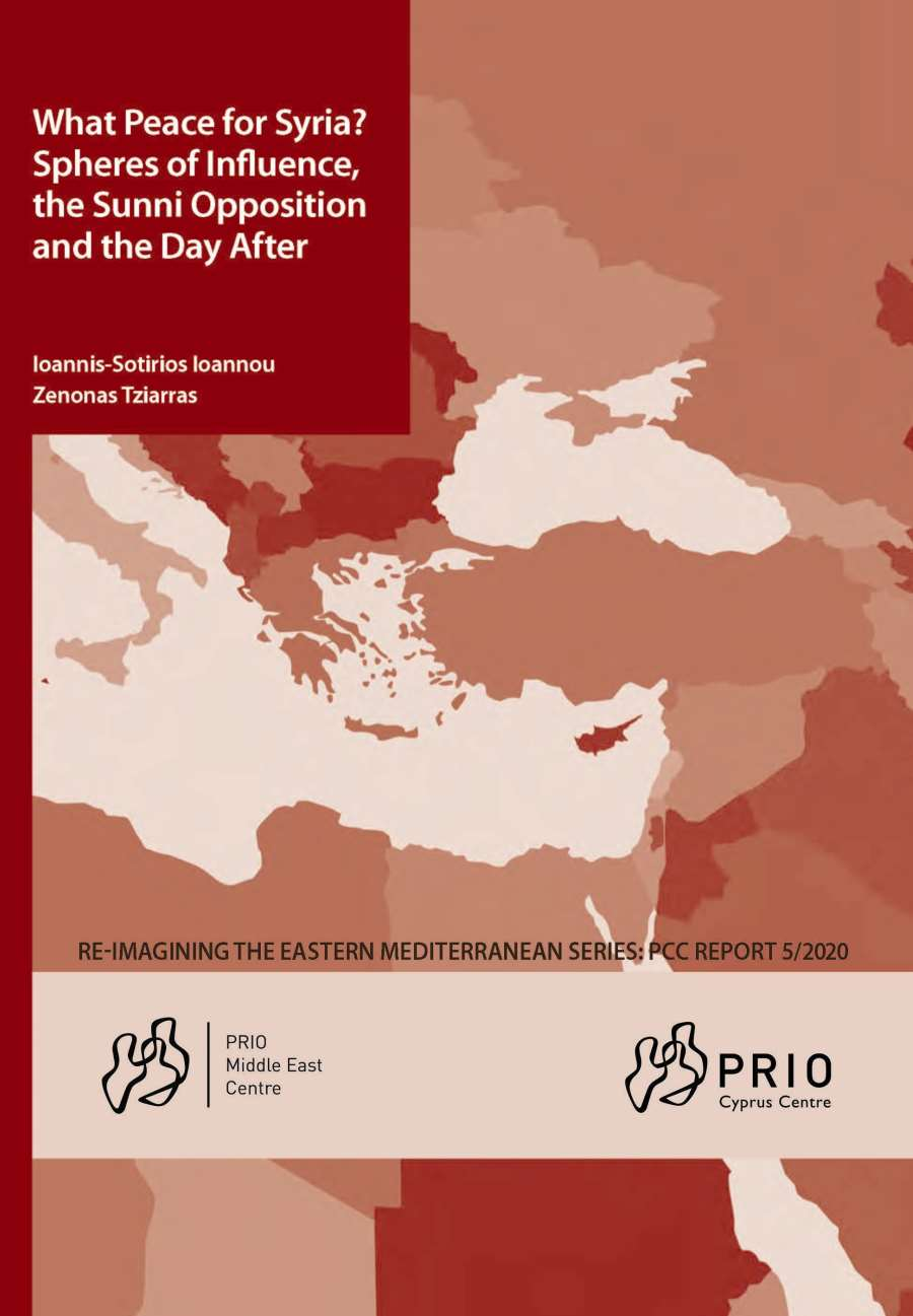 What Peace for Syria? New PRIO Cyprus Centre & PRIO Middle East Centre report