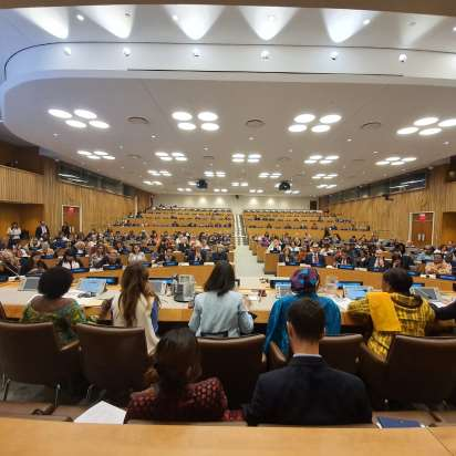 Launch of the Global Alliance of Regional Women Mediator Networks at UN Headquarters in New York