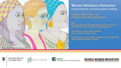 Women Mediators Networks: Connecting for Inclusive Peace-making