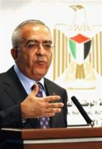 Prime Minister Dr. Salam Fayyad: Rendezvous with Freedom